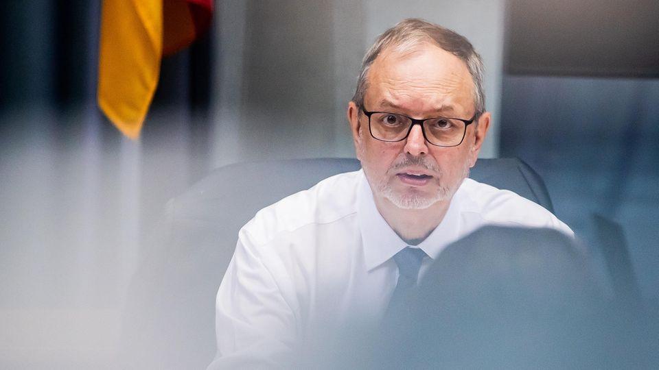 Bundeswahlleiter Georg Thiel