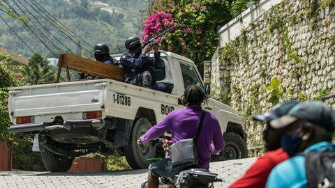Polizei Haiti