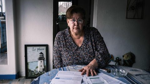 Jeanne Pouchain hat alle Dokumente aufgehoben