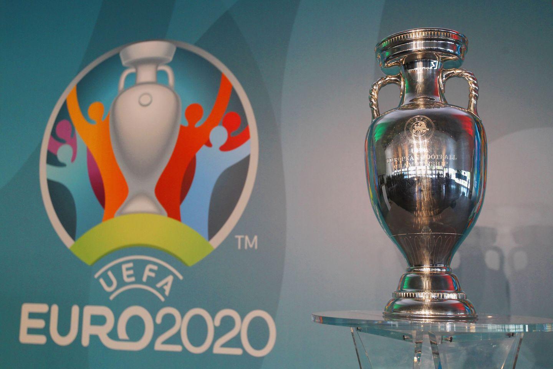 UEFA EURO 2020 Logo Pokal