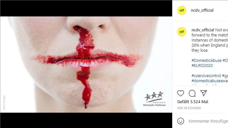 Häusliche Gewalt nimmt nach Fußballniederlagen zu