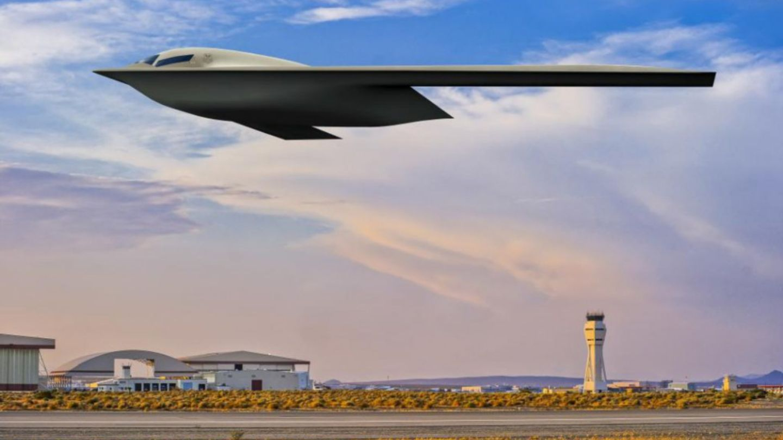 Die Renderings der B-21 sollen die Öffentlichkeit beiLaune halten