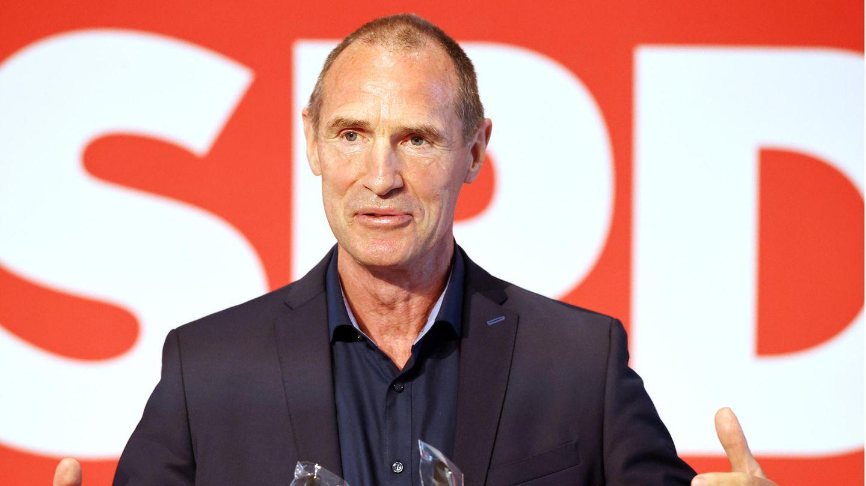 Frank Ullrich, Spitzenkandidat der SPD für die Bundestagswahl in Südthüringen