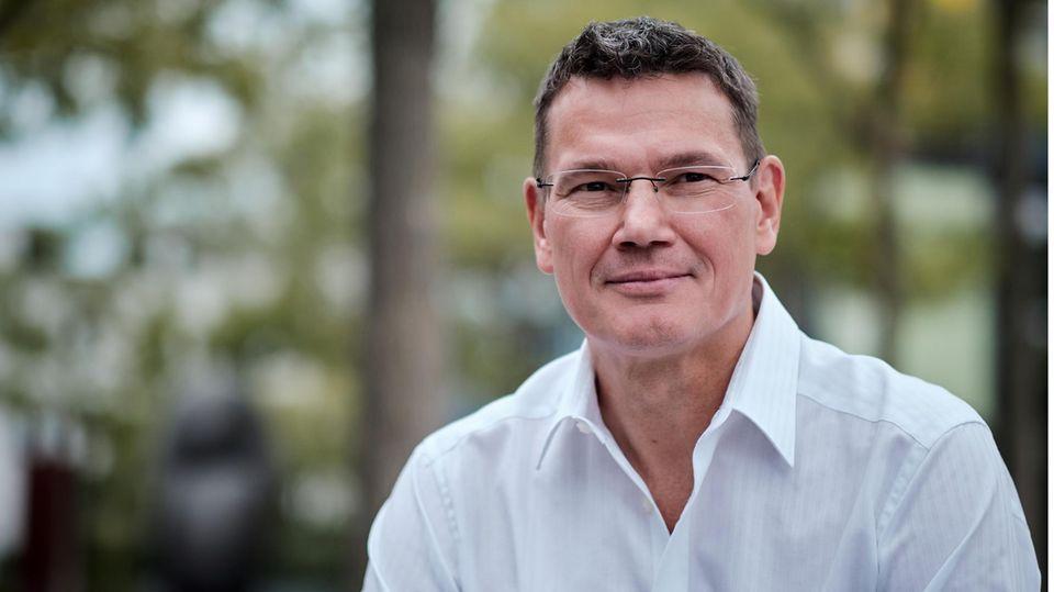 Millionär Ralph Suikat setzt sich für die Einführung einer Vermögenssteuer ein