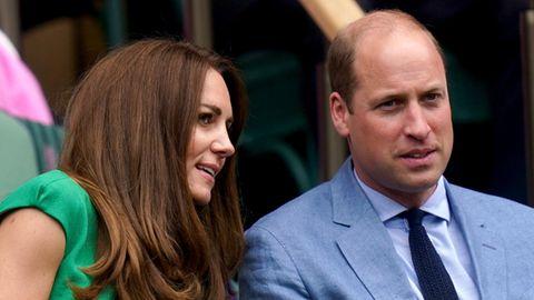 Ballsaison: Wimbledon und Wembley werden zum strategischen Thronsaal von William und Kate