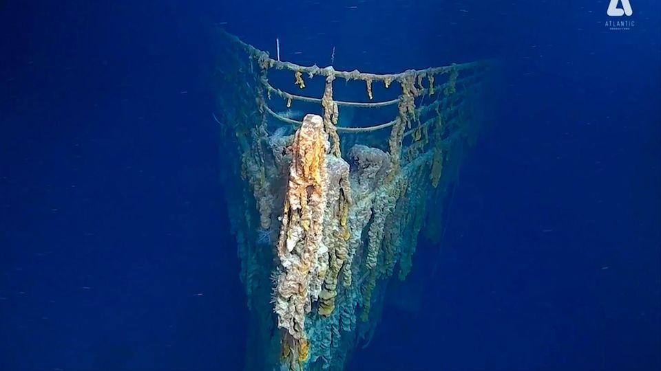 Das zweite Verschwinden der Titanic – Wann ist das berühmte Wrack nicht mehr da?