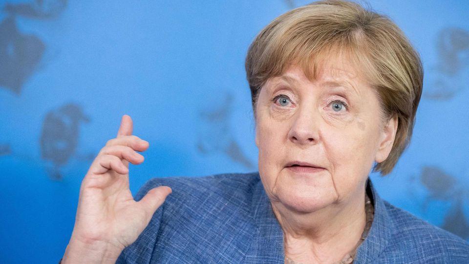 """Merkel: """"Wollen keine Impfpflicht"""" – und tun alles, um neuen Lockdown zu verhindern"""