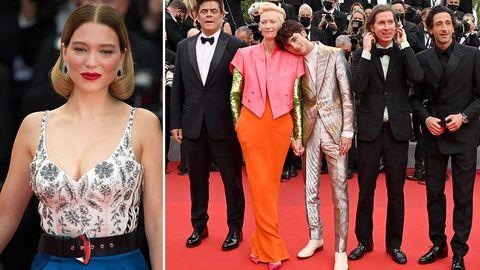 Léa Seydoux hat Corona und verpasst Filmpremiere in Cannes