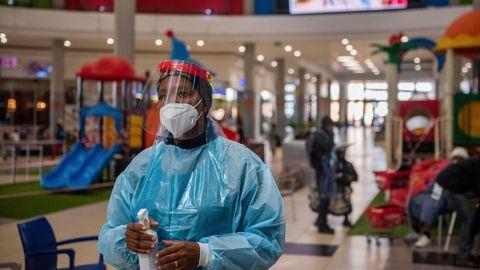 Delta-Variante in Südafrika: Das passiert, wenn sie auf eine ungeimpfte Bevölkerung trifft