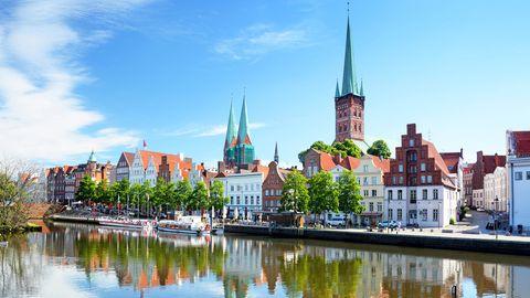 In Lübeck ist Kaufen im Vergleich zu Mieten noch relativ günstig