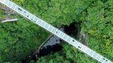 Skywalk in Liuzhou
