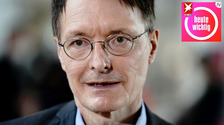 SPD-Politiker Karl Lauterbach