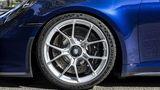 Auch dieser GT3 hat beherzt zupackende Bremsen