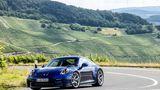 Der Porsche 911 GT3 mit Touring-Paket ist bis zu 318 km/h schnell
