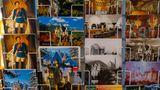 Postkarten vom Schloss Neuschwanstein