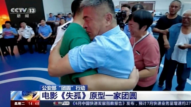 Die 24 Jahre lange Suche hat ein Ende: Am Sonntag wurde die Familie in Liaocheng wiedervreint