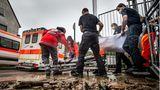Evakuierung eines Altenheims in Hohenlimburg