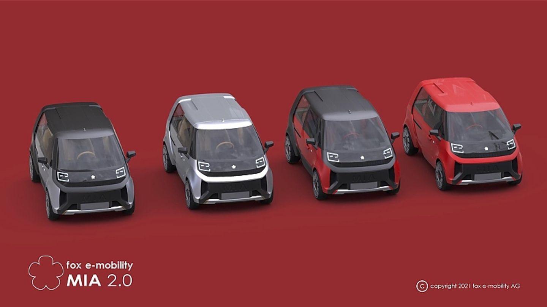 Fox E-Mobility Mia 2.0