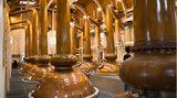 Brennmethode der Whisky-Sorten
