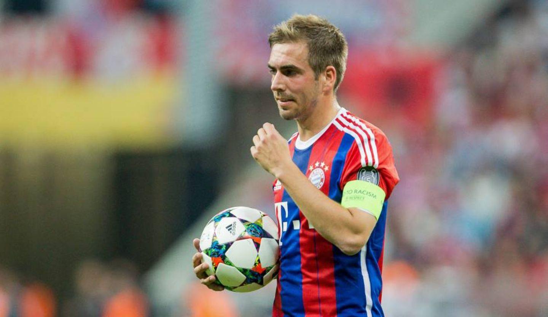 ONLY GERMANY Philipp Lahm Bayern Munchen 2015