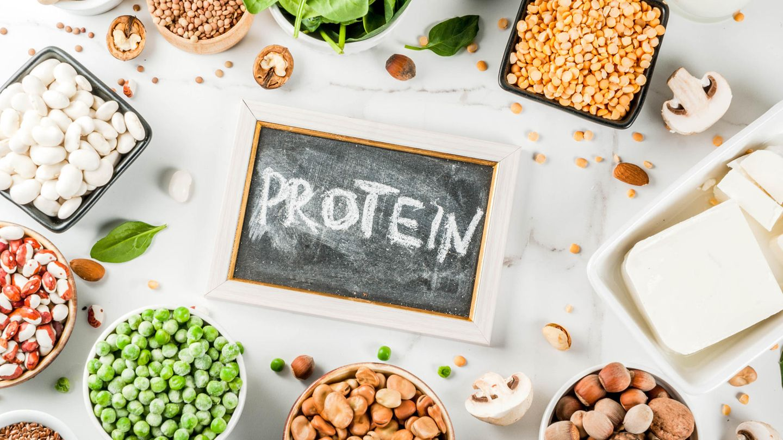 Das sind die besten veganen Proteinlieferanten.