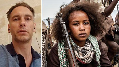 Tigray: Reporter Patrick Witte berichtet für den stern aus Äthiopien.