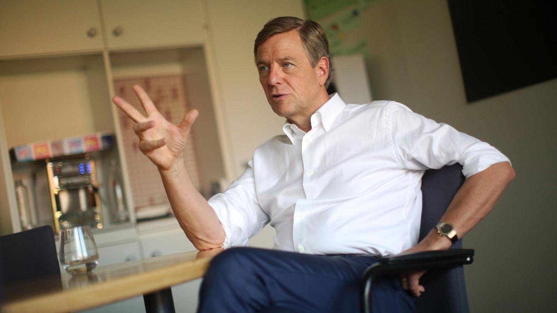"""Der """"heute journal""""-Moderator und Journalist Claus Kleber"""