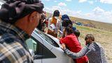 Mobile Impfteams in der Türkei