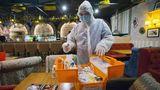 Impfung mit Sputnik V in der Bar