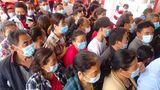 Gedränge um Corona-Impfung in China