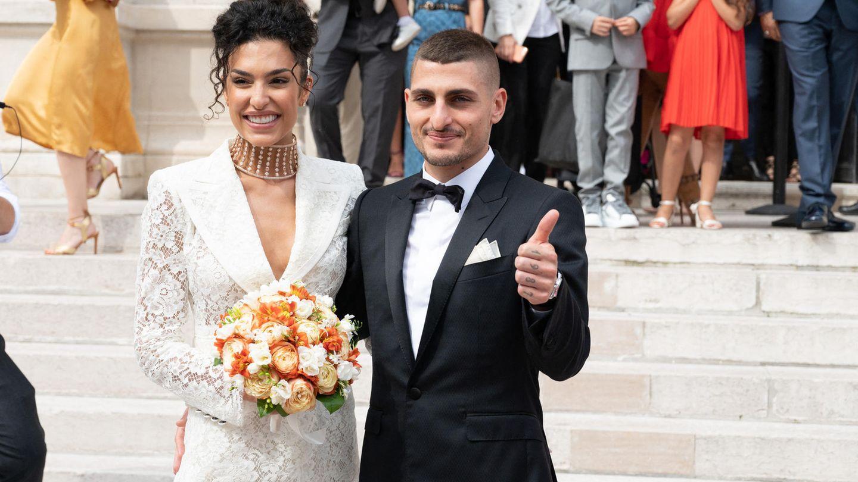 Vip News: Fußballer Marco Verratti heiratet seine Freundin Jessica Aidi