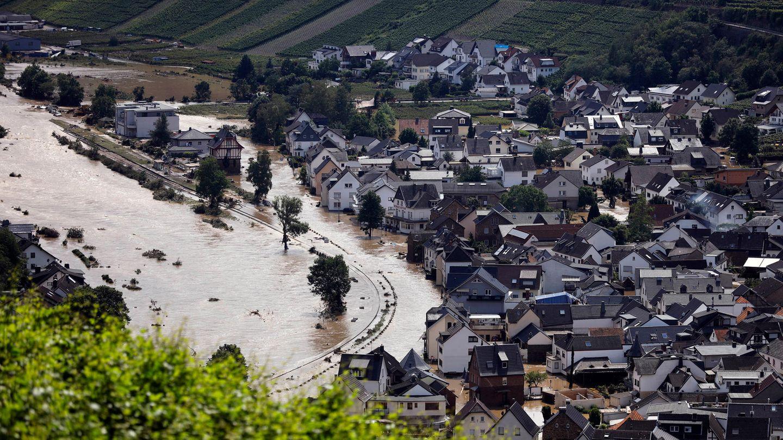 Hochwasser und Überschwemmungen imLandkreis Ahrweiler