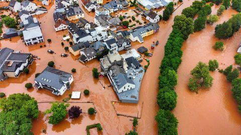 Kordel Hochwasser