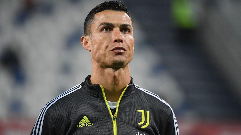 Cristiano Ronaldo Juventus 2021