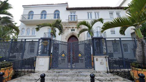 """Die """"Casa Casuarina"""" steht nach 24 Jahren wieder im Zentrum eines möglichen Kriminalfalls"""
