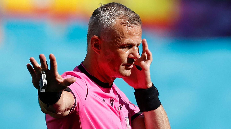 Bjorn Kuipers referee Euro 2020