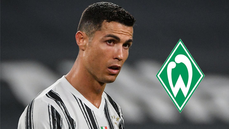 Cristiano Ronaldo Werder Bremen Logo