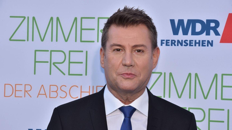 Während einer Sendung bei Tagesschau24 nennt Sprecher Jens Riewa Armin Laschet beim falschen Vornamen