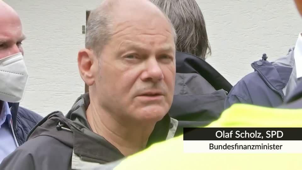 Hochwasser in Deutschland: Unwetter in Bayern: Bob- und Rodelbahn Königssee zerstört