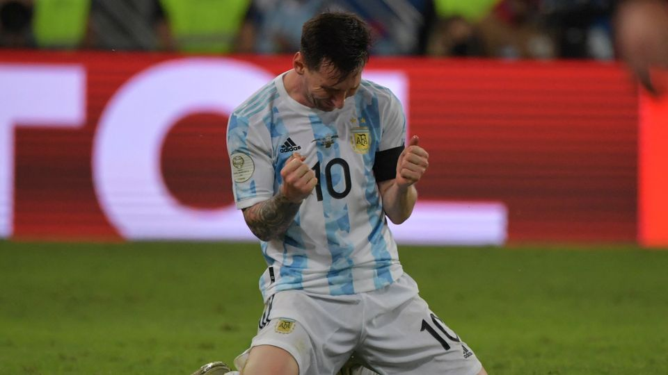 Leo Messi - Argentina Copa America 2021