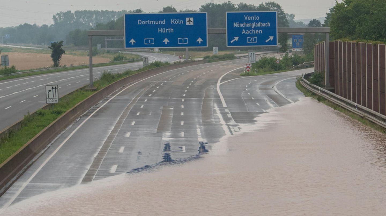 Hochwasser-Schäden: Reparatur von Autobahnen wird noch Monate dauern – auch Bahnverkehr noch beeinträchtigt