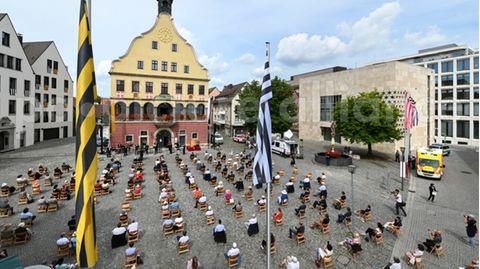 Schwörmontag und Schwörfeier in Ulm