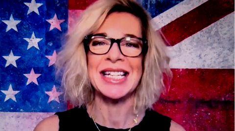 """Katie Hopkins: """"Schlag ins Gesicht"""": Australien wirft britische Kolumnistin nach Verstoß gegen Corona-Regeln aus dem Land"""