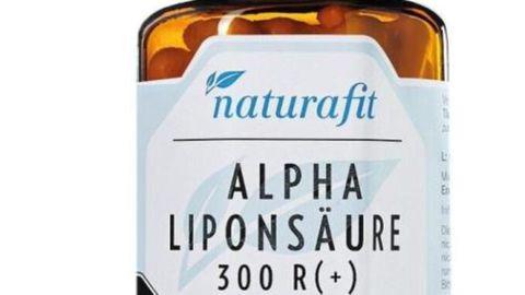 Bei der Einnahme von Alpha Liponsäure 300 R von NarutalFit besteht laut der bayerischen Kontrollbehörde Gesundheitsgefahr