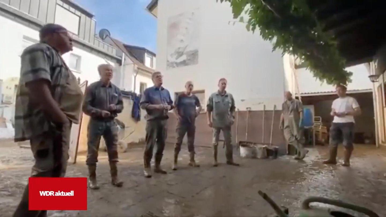Männerchor singt in Ahrweiler Hit von Bläck Fööss