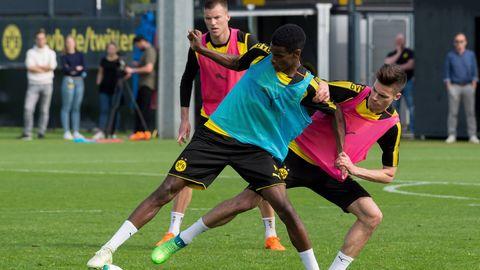 ONLY GERMANY Julian Weigl Alexander Isak Andriy Yarmolenko Dortmund BVB