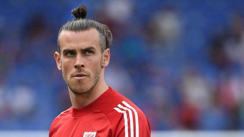 Gareth Bale Italy vs Wales Euro 2020
