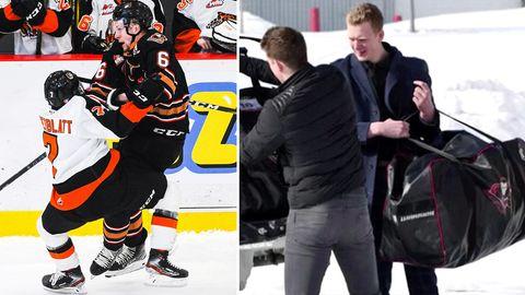 NHL: Capitals und Hurricanes verlieren Trainer-Debüts