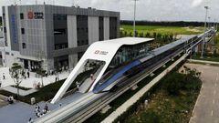 Mit diesem Zug sieht China sich als führende Macht im Schienenverkehr.