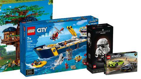 Lego End of Life Sets: Vier Sets, die 2021 eingestellt werden